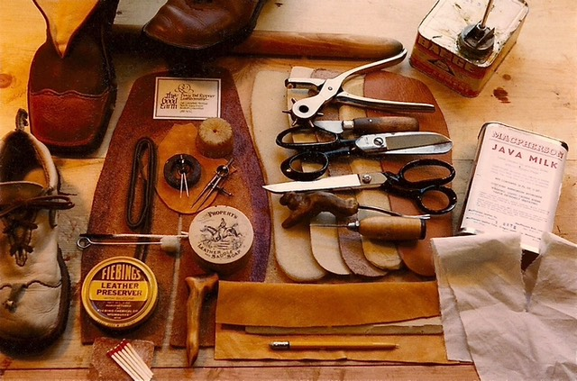 Shoemaking tools